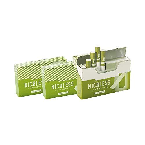 NICOLESS ニコレス (レモンメンソール, 1カートン)