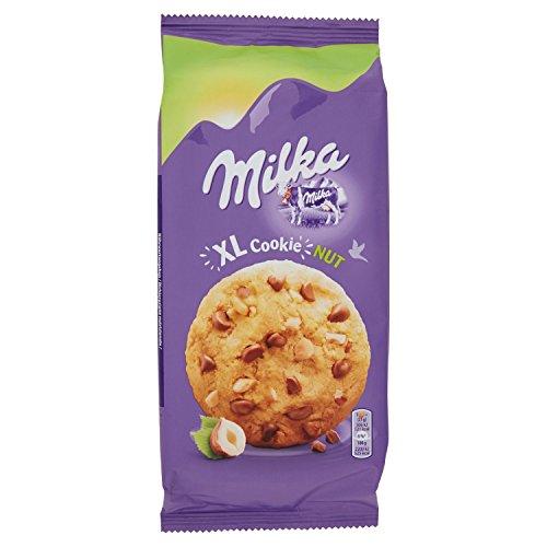 Milka Cookie Nut XL - 184 g