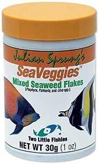 Two Little Fishies ATLSVMF4 Sea Veg-Mixed Seaweed Flakes, 1-Ounce