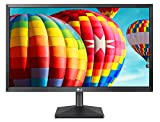 LG 24MK430H Monitor 24' FULL HD LED IPS, 1920x1080, 5ms, AMD FreeSync 75Hz, Multitasking, VGA, HDMI, Flicker Safe, Nero