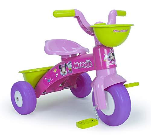 DENVER BIKE Triciclo.008 Ride On Pedal Coche Disney Minnie Mouse