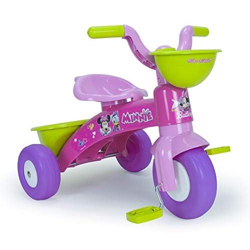 Disney- Minnie Triciclo PC.008, Multicolore