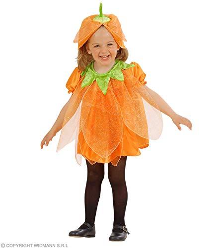 Widmann Costume de citrouille pequeña| taille 98