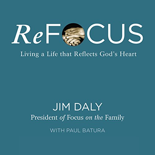 ReFocus audiobook cover art