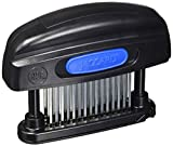 Jaccard 200345N 45-Blade Meat Tenderizer, Simply Better Meat Tenderizer, ABS Columns/ Removable Cartridge, NSF Approved, Black