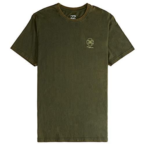 BillabonGTM Template - T-shirt voor mannen Q1SS34BIF9