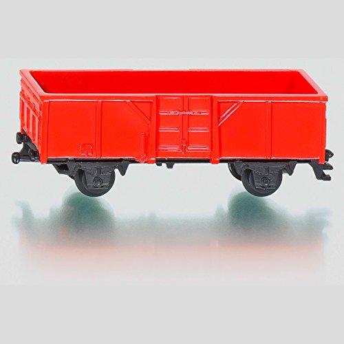 Siku 1072 - Güterwagen, Maßstab 1:120 (farblich sortiert)