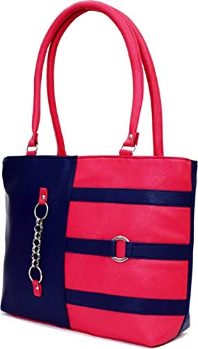 RITUPAL COLLECTION - Identify Your Look, Define Your Style Women's PU Handbag, Pink, SPK_151