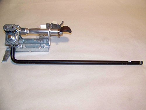 Whirlpool W10823508 Dryer Burner and Gas Valve Assembly Original Equipment (OEM) Part, Silver