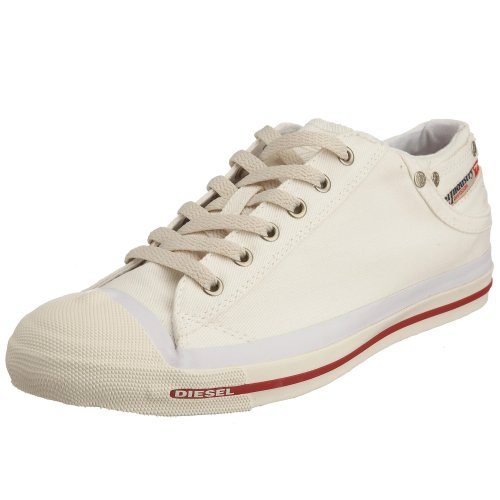 Diesel Herren Magnete Exposure Low-Top, Weiß (T1002), 46 EU
