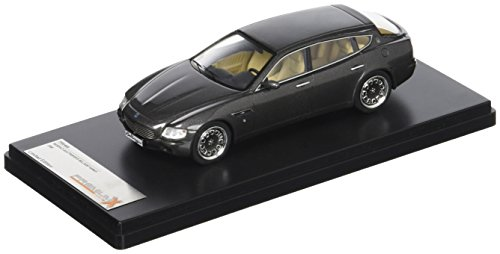 Ixo - Premium-X- Miniature Voiture de Collection, PR0468R, Gris Métal