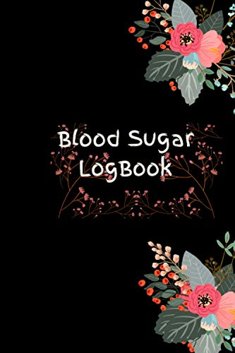 Blood Glucose Log Book: Diabetes Log Book | diabetic journal tracker; Daily Record Book For Tracking Glucose Blood Sugar Level | Diabetic Health Journal: Blood Sugar Log Book