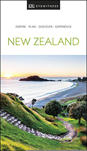 Compare Textbook Prices for DK Eyewitness Travel Guide New Zealand  ISBN 9780241365410 by DK Eyewitness