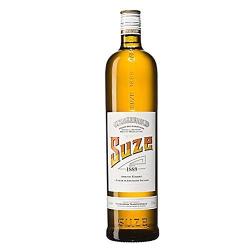 Suze – traditioneller Likör aus Frankreich