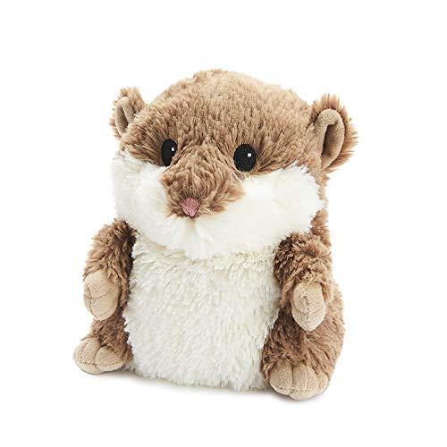 warmies Hamster Stofftiere braun 0,76 kg