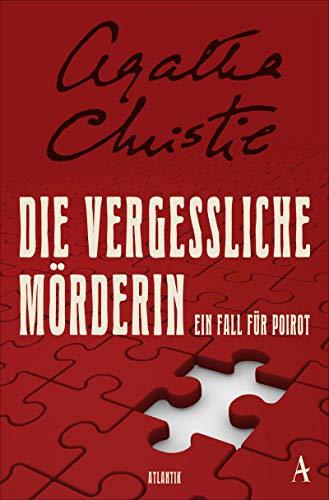 Buchseite und Rezensionen zu 'Die vergessliche Mörderin: Ein Fall für Poirot' von Christie, Agatha