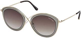 نظارات شمسية من توم فورد باطار اسود