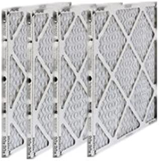 Nordic Pure 18x36x2 MERV 8 Pleated AC Furnace Air Filters 4 Pack