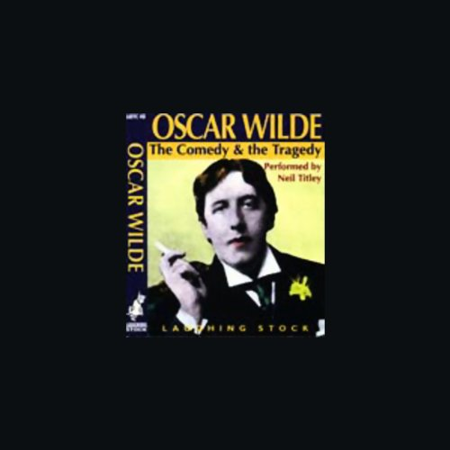 Oscar Wilde audiobook cover art
