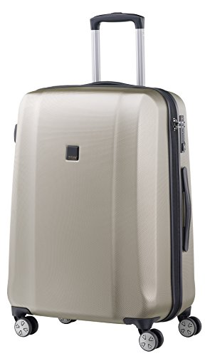 Titan Xenon Polycarbonate 27'' Hardside Spinner Luggage, Champagne