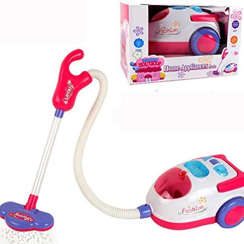 TOYANDONA 1 pc niños aspiradora Juguete simulación electrodomésticos Juguete Mini simulación Simular Juego de Roles para niños