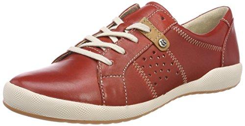 Romika Damen Cordoba 01 Sneaker, Rot (Carmin), 41 EU