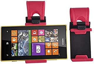 Universal Car Steering Wheel Mount Mobile Phone Holder Clip