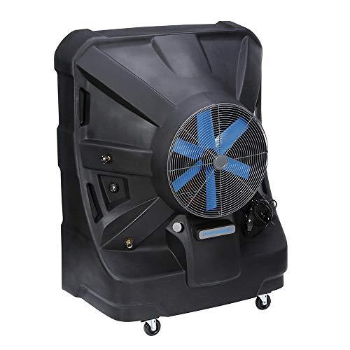 Portacool PACJS2501A1 Jetstream 250 Portable Evaporative Cooler, Black