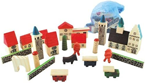 primera vez respuesta House of Marbles Marbles Marbles Village in a Bag by House of Marbles  gran venta
