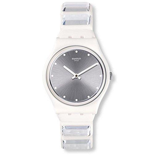 Swatch Orologio Analogico Quarzo Unisex con Cinturino in Plastica GW188B