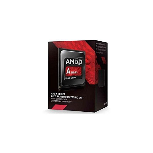 AMD AD770KXBJABOX A10 7700K FM2+ 3.8G 4MB 95W BOX BLACK EDITION