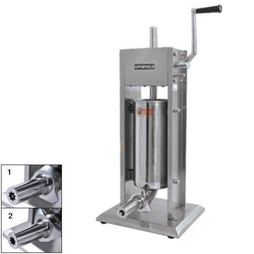 UniWorld Commercial Stainless Steel Churro Maker Deluxe 10lb Capacity UCM-DL5