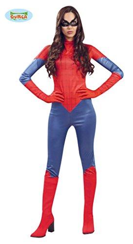 potente comercial disfraz spiderman mujer pequeña