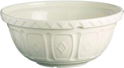 Mason Cash Colour Cream S18 Chip Resistant Earthenware 26cm Mixing Bowl, Stoneware, 2.7 Litre/26 cm