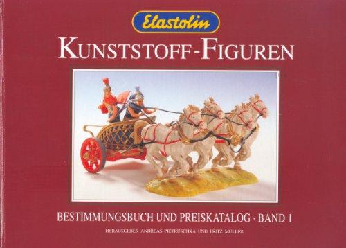 Elastolin Kunststoff-Figuren ++ Bestimmungsbuch und Preiskatalog von 1993