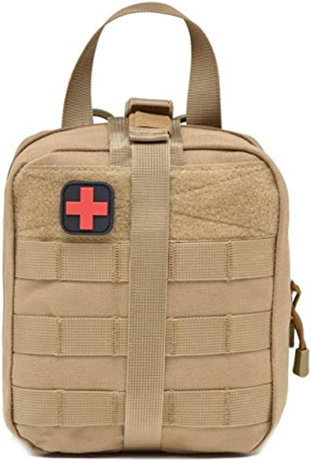 Tactical First Aid Bag Medical Sling Pouch Survival EDC EMT Bags for Car Camping Outdoor Sport First Aid Medical Supplies Bag   3