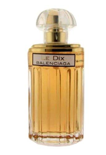 Balenciaga Le Dix By Balenciaga For Women. Eau De Toilette Spray 3.4-Ounce Tester