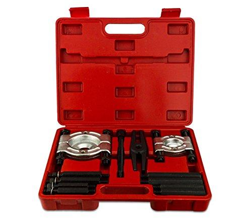 MEDIA WAVE store Kit 12 pz Separatori estrattori FUBUCA per Gruppi Cuscinetti pulegge 2' + 3'