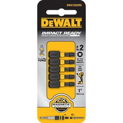 DeWalt Accessories DWA1SQ2IR52,5cm # 2Square Impact Ready inserto
