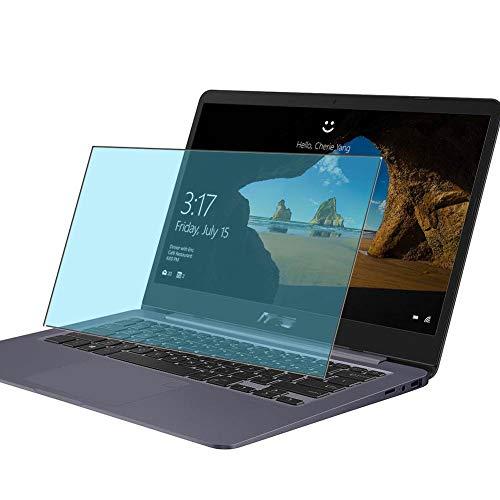 Vaxson 2 Stück Anti Blaulicht Schutzfolie, kompatibel mit Asus VivoBook S14 S406UA 14