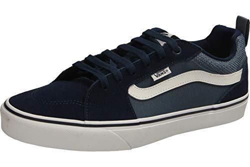 Vans Herren Filmore Sneakers, Blau ((Suede Canvas) Dress Blues/Vintage Indigo T2l), 38.5 EU