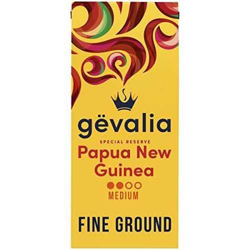 Gevalia Special Reserve Papua New Guinea Single Origin Medium Roast Fine Ground Coffee (10 oz Bag)