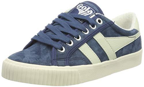 Gola Damen Cla541 Sneaker, Blau (Baltic/Off White EX), 39 EU