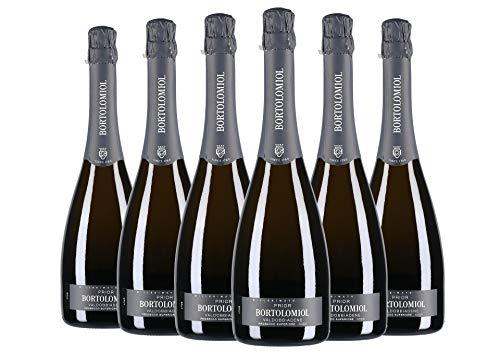 Valdobbiadene Prosecco Superiore Brut DOCG Prior Bortolomiol 2019 0,75 L box da 6 bottiglie