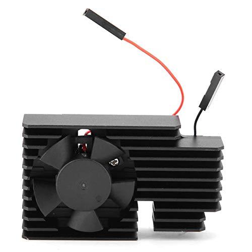 Xinwoer Ventilador de enfriamiento 3510 Conveniente, Ligero y Estable, Ventilador de enfriamiento, disipación Segura confiable del Calor para Enfriar