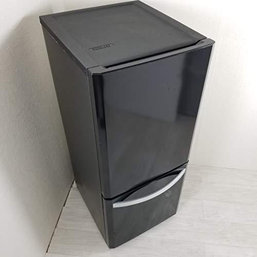Haier (ハイアール) ハイアールジャパンセールス 138L 2ドア冷凍冷蔵庫 ブラック ■型番:JR-NF140K(K)