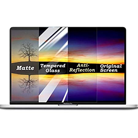 for MacBook Pro 16 inch Screen Protetor AR (Anti-Reflection) Screen Protector, Ultra Clear High Transmittance,Ultra-Low Reflection Filter,for New MacBook Pro 16 inch Touch Bar 2019-2020(A2141)