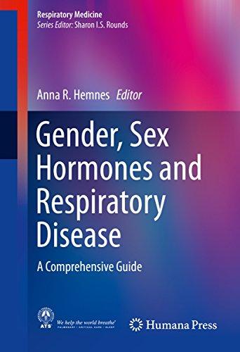 Gender, Sex Hormones and Respiratory Disease: A Comprehensive Guide (Respiratory Medicine) (English Edition)