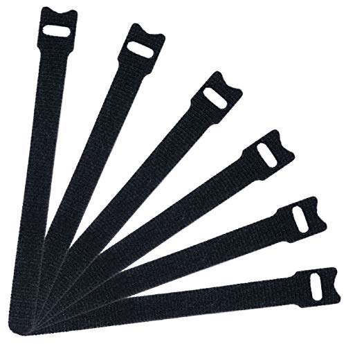 Our #3 Pick is the Attmu 50 PCS Reusable Fastening Cable Ties