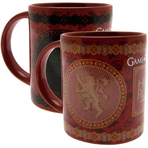 GOT - Lannister Heat Change Mug